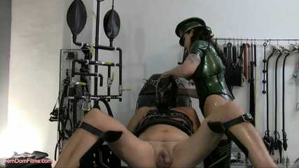 Miss Velour - Medical Restraints (HD wmv)