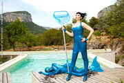 Blue Latex under the blue Sky 0