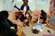 The Halloween Party - Mika Tan 0