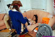 The Halloween Party - Mika Tan 1