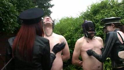 Mistress Rebekka Raynor and Mistress Claudia - Anal Academy 3 Part 4