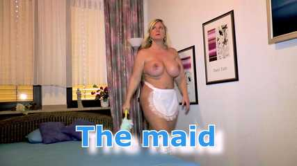 The nude maid