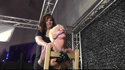 Chair Tie Predicament for Lena King