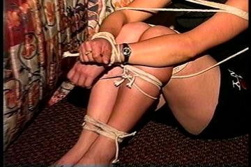 1 ST GRADE LATINA SCHOOL TEACHER GETS WRAPPED OTM GAGGED, BAREFOOT, TOE-TIED, BOUND AND F0RCED TO WRITE RANSOM NOTE, MOUTH STUFFED, CLEAVE GAGGED, BALL-TIED, HANDGAGGED AND STRUGGLING ON THE FLOOR (D72-7)
