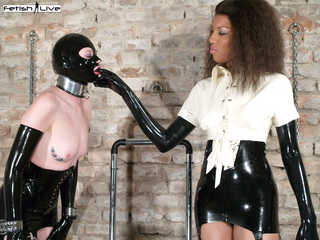 Mistress Dante Posh is taking over!