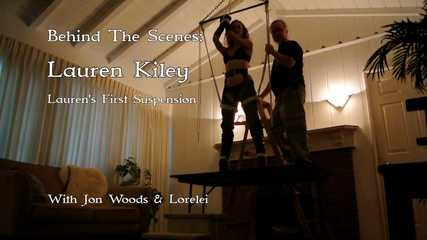 Lauren's First Suspension - Behind The Scenes - Lauren Kiley