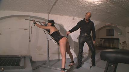 Dressage to pleasure slave p-two